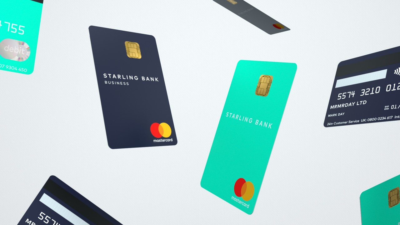 starling the bank has introduced a new debit card in a